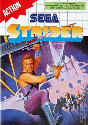 Strider (Seminovo) Master...
