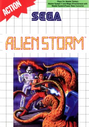 Alien Storm (Seminovo) Ma...