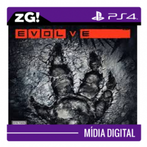 Evolve MIDIA DIGITAL PS4