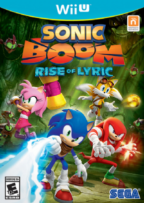 Sonic Boom: Rise of Lyric...