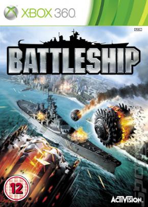 Battleship XBOX 360 - Sem...