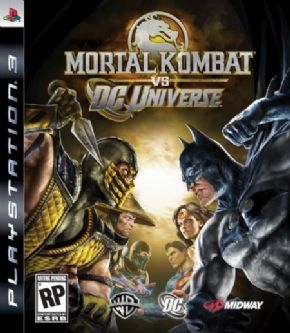 Mortal Kombat VS. DC Univ...