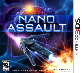 Nano Assault (Seminovo) 3...