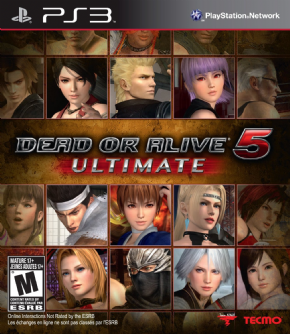 Dead or Alive 5 Ultimate...