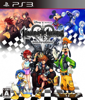 Kingdom Hearts HD 1.5 PS3