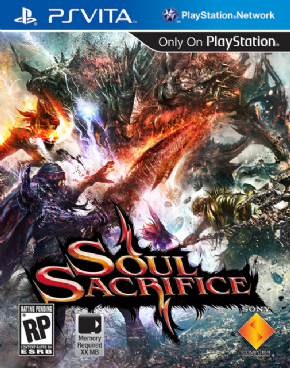 Soul Sacrifice (Seminovo)...