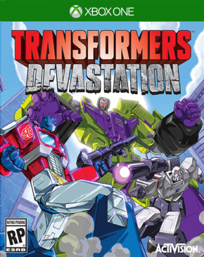 Foto Transformers Devastation XBOX ONE