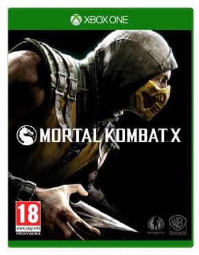 Mortal Kombat X (Seminovo...