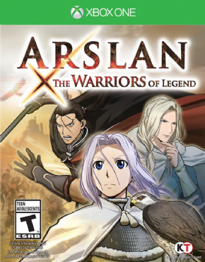 Arslan: The Warriors of L...