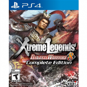 Dynasty Warriors 8: Xtrem...