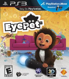 Eyepet (Seminovo) PS3