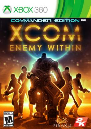 XCOM: Enemy Within XBOX 3...