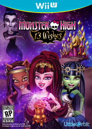 Monster High: 13 Wishes W...