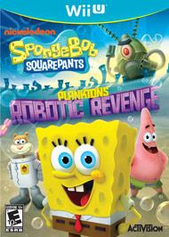 Spongebob Planktons Robot...
