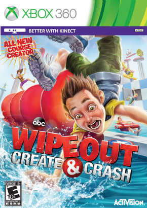 Wipeout: Create and Crash...