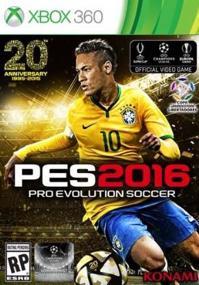 Pro Evolution Soccer 16 X...