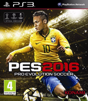 Pro Evolution Soccer 16 P...