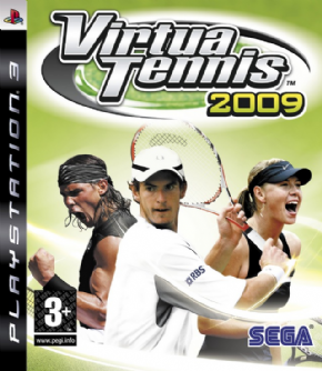 Virtua Tennis 3 (Seminovo...