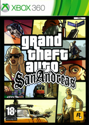 Grand Theft Auto: San And...