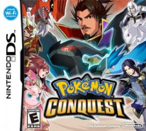 Pokemon Conquest (Seminov...