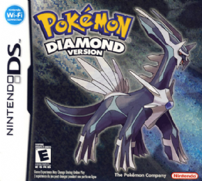 Pokemon Diamond (Seminovo...