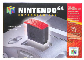 Foto Expansion Pack (Seminovo) Nintendo 64