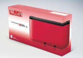 Nintendo 3DS XL Vermelho...