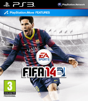 FIFA 14 PS3 - Seminovo