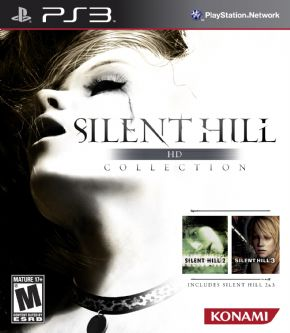 Silent Hill HD Collection...
