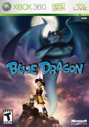 Blue Dragon (Seminovo) Xb...