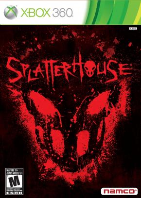 Splatterhouse (Seminovo)...