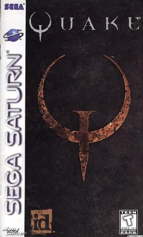 Quake (Seminovo) Sega Sat...
