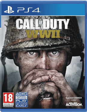 Foto Call of Duty WW2  PS4 - Seminovo