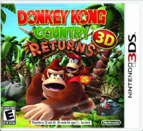 Donkey Kong Country Returns 3 3DS - Semi...