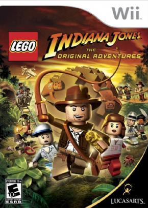 Lego Indiana (Seminovo) W...