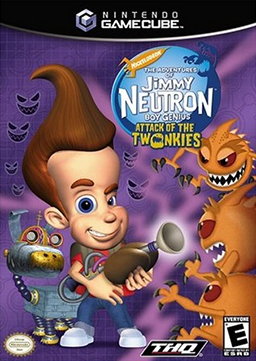 Jimmy Neutron Attack of T...
