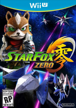 Star Fox Zero (Seminovo)...