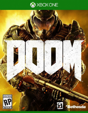 Doom 4 (Seminovo) XBOX ON...
