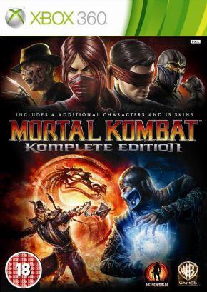 Mortal Kombat: Komplete E...