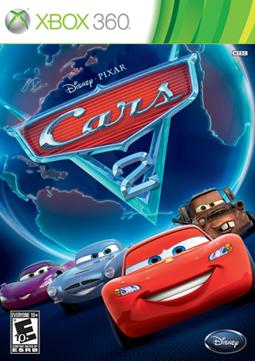 Cars 2 (Seminovo) XBOX 36...