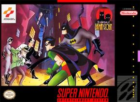 Foto The Adventures of Batman & Robin Super Nintendo - Seminovo