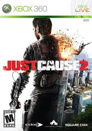 Just Cause 2 (Seminovo) X...