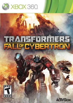 Transformers Fall of Cybe...