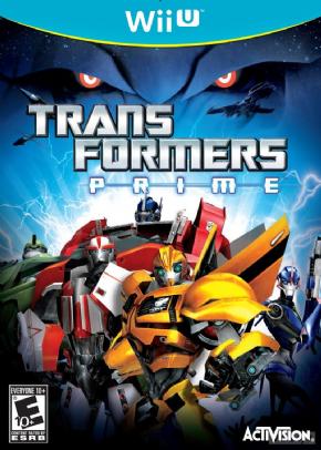 Transformers: Prime Wii U