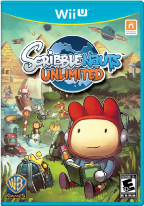 Foto Scribblenauts Unlimited Wii U