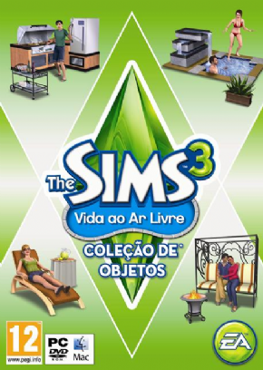 The Sims 3 - Vida Ar Livr...
