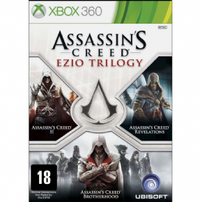 Assassins Creed Ezio Tril...