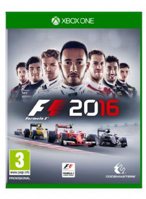 Formula 1 2016 (Seminovo)...