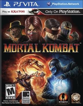 Foto Mortal Kombat (Seminovo) PSVita