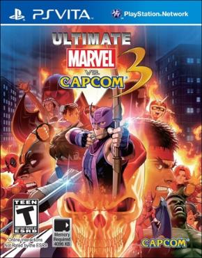 Ultimate Marvel vs Capcom...